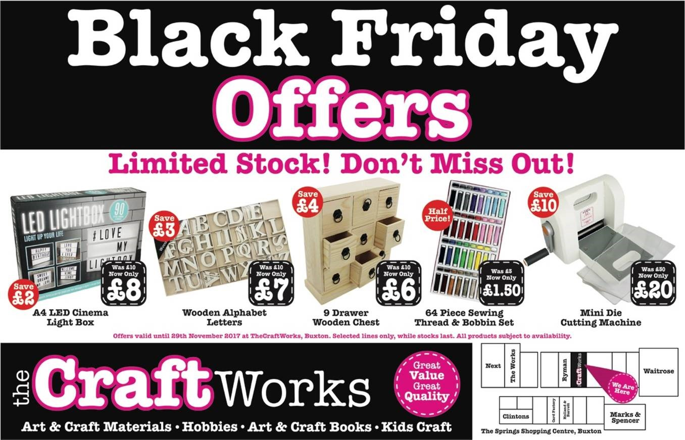 works black friday offers
